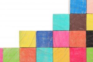 積み木ブロック