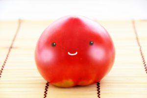 にっこりトマト
